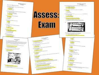 World War II Study Guide, Review Quiz, & Exam