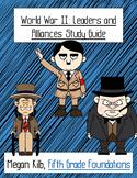 World War II Study Guides