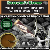 World War II Technological Innovations