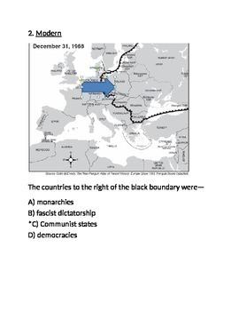 World War II Test D -- for Respondus (World Civilizations II)