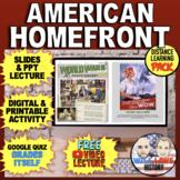 World War II: The American Homefront Bundle