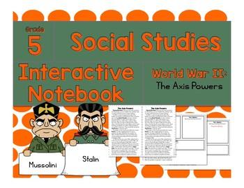 World War II: The Axis Powers