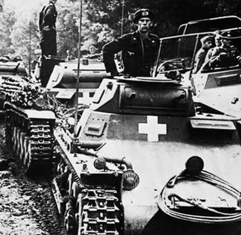World War II The War Begins Lesson Plan