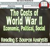 World War II – The Cost of War: Economic, Social, Politica