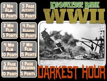World War II, The Darkest Hour (1940-42) Digital Knowledge Bank