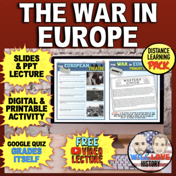 World War II: The War in Europe Bundle