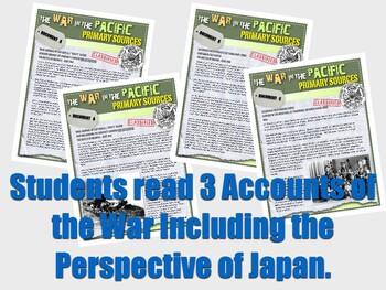 World War II: The Pacific Theatre Digital Google Activity