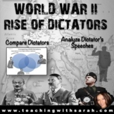 World War II- The Rise of Dictators