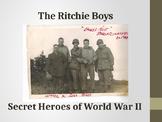 World War II - The Ritchie Boys - Heroes of World War II