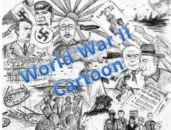 World War II: The Story Inside the Cartoon