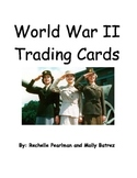World War II Trading Cards