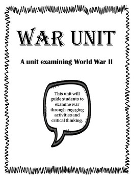 World War II Unit