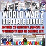 World War 2 Teaching Resource Bundle