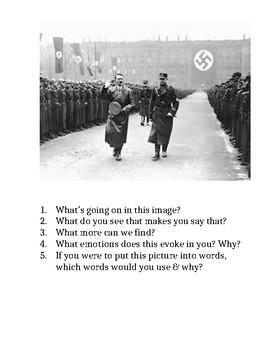 World War II Visual Teaching Strategies