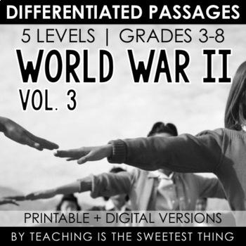 World War II Vol. 3: Passages