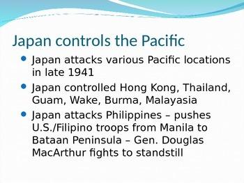 """World War II """"War in the Pacific"""" # 10"""