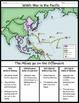 World War II: War in the Pacific - Graphic Organizer