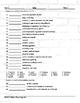 SAT Voabulary Worksheet Set