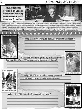 World War II  Freebie