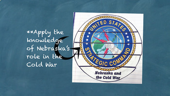 World War II and the Cold War in Nebraska Interactive Notebook