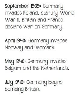 World War II/SS5H6