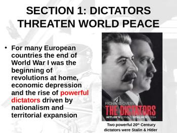 World War Looms