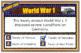 World War One - Canadian History Multiple Choice Cards & Answers 37 Cards PDF