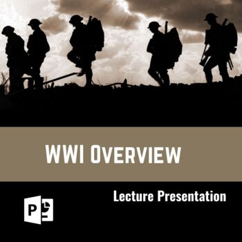 WWI PowerPoint - Comprehensive
