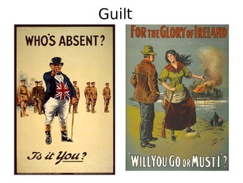 World War One Propaganda Poster Project By