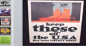 World War One Propaganda / US Enters WWI