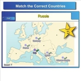 World War One Smartboard Activity - The Steps to War