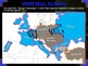 World War One (WWI) Map Activity - Easy, Fun, Engaging, In