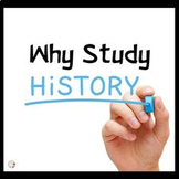 World War One- Why Study History, Fact, Bias, Opinion, Primary vs Secondary