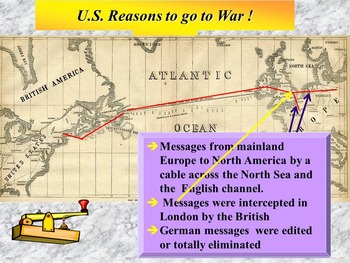 World War: The US Enters the War I