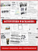 World War Two Activities Bundle: 50+ Pages/Slides of Activities and Resources!