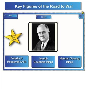 World War Two Bundled Smartboard Activities