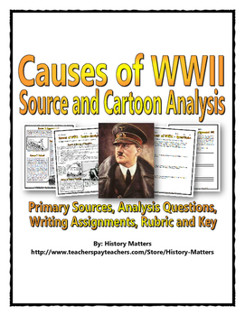 world war two causes source cartoon analysis questions assignments wwii. Black Bedroom Furniture Sets. Home Design Ideas