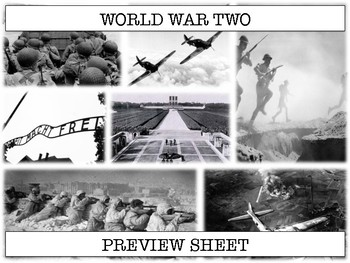 World War Two - Complete Unit