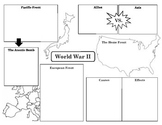World War Two Graphic Organizer