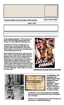 World War Two Newspaper Unit