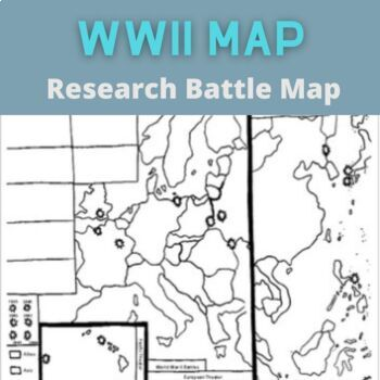 WWII Research Battle Map
