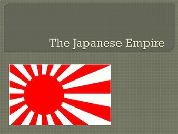 World War Two: The Japanese Empire