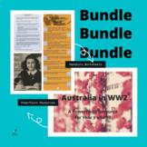 Australia in WW2 History Bundle