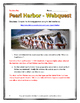 Pearl Harbor - Webquest with Key (History.com) World War Two (WWII)