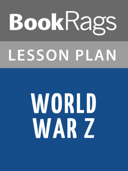 World War Z Lesson Plans