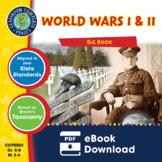 World Wars 1 & 2 BIG BOOK Gr. 5-8