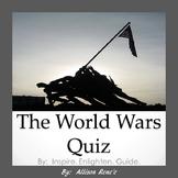 5th-8th Grade Texas World Wars Quiz
