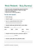 World Workbook - Write & Wipe - Daily Discovery (10 Mins.)