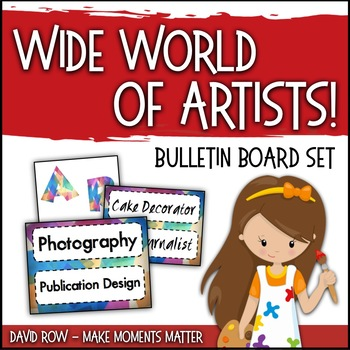 World of Artists - Careers in Art