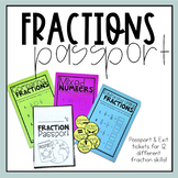 World of Fractions Passport